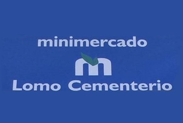 Logo Minimercado Lomo Cementerio