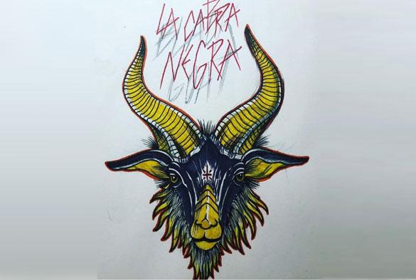 La Cabra Negra Tattoo